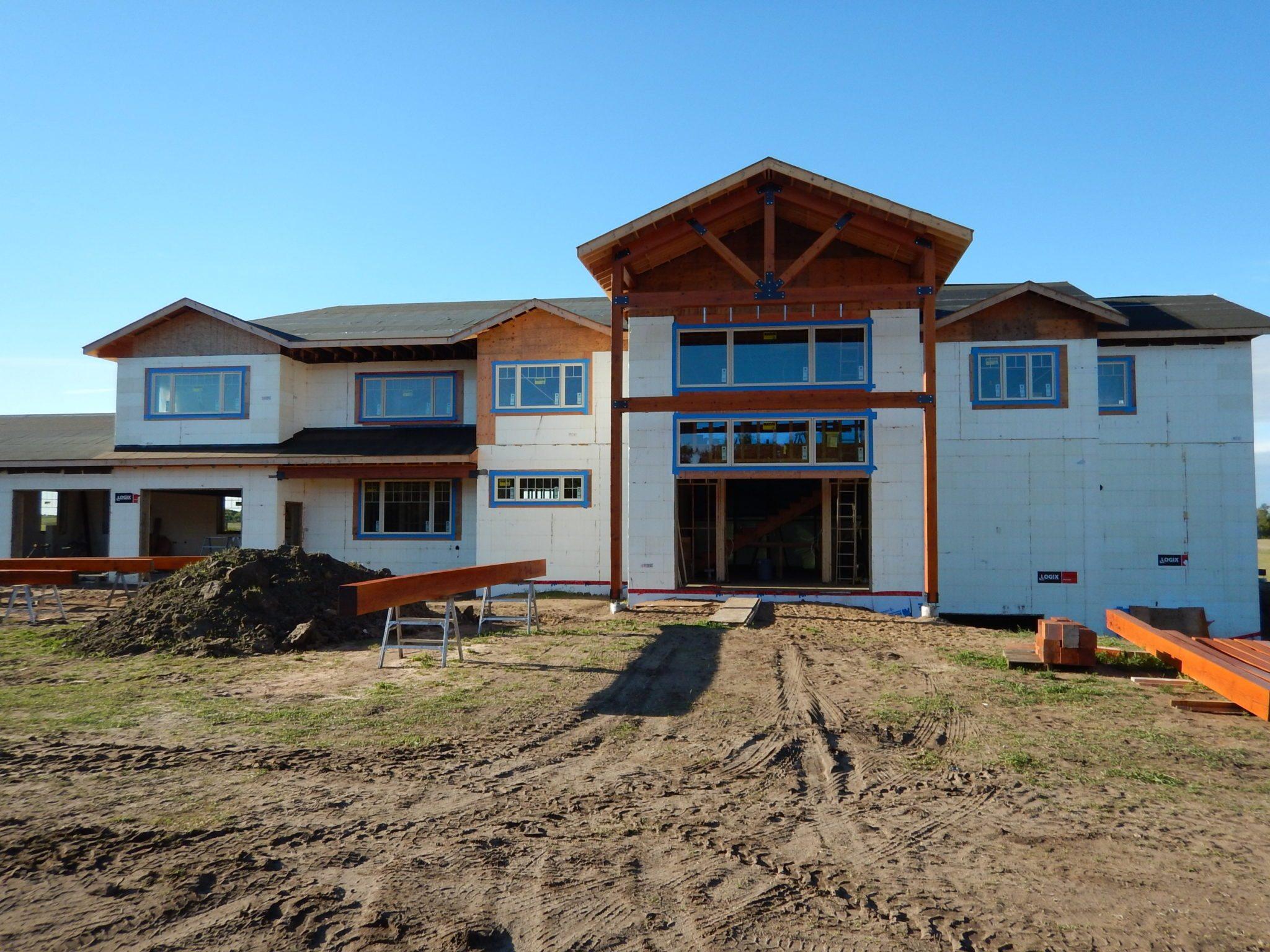 New roof Saskatoon